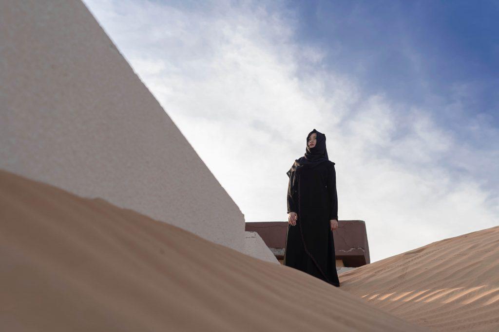 Abaya   Modest Islamic Clothing Women, History & Evolution - Miskshops