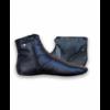 Soft Leather Socks Khuffs Wudhu Socks - Zipped